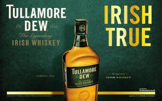 Od dnes Tullamore Dew