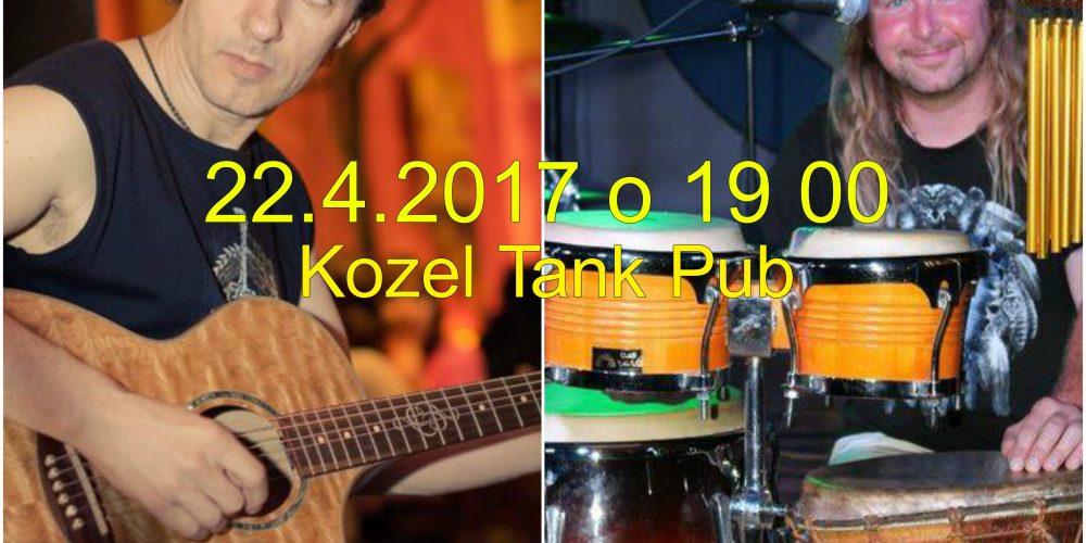 Koncert Maroš Oravec&Ariel 22.04.2017